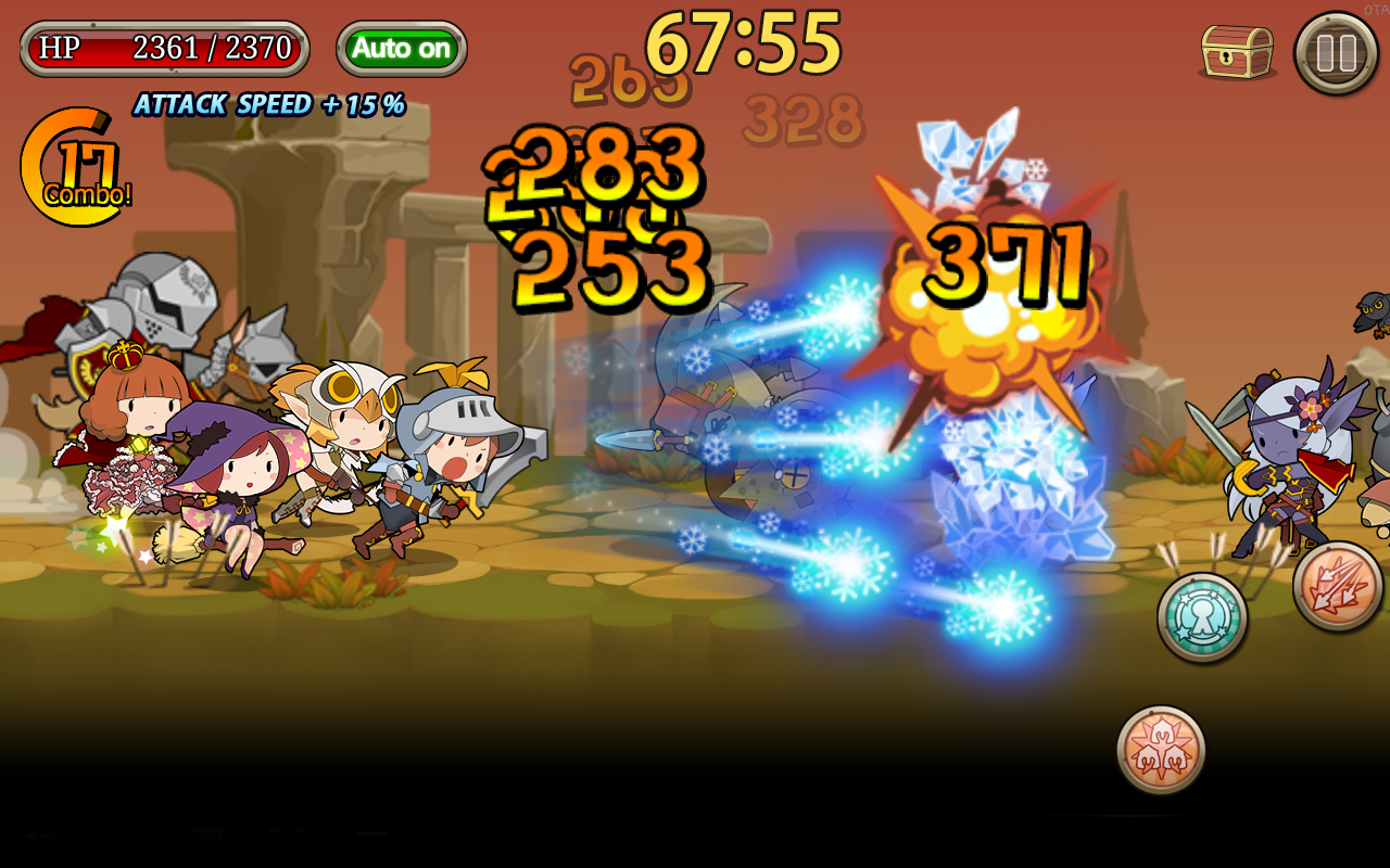 Knights N Squires- screenshot