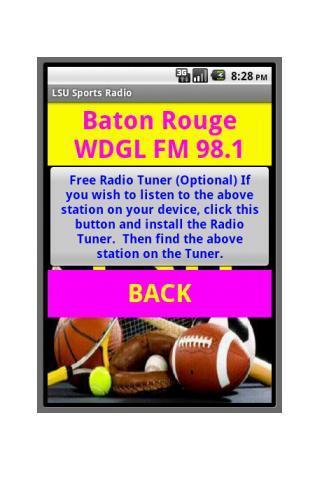 【免費運動App】Louisiana Football Radio-APP點子