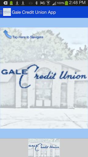 Gale Credit Union App