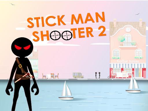 【免費模擬App】Stickman Commando Attack-APP點子