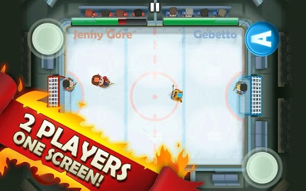 Ice Rage: Hockey Screenshot 1