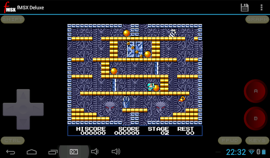 fMSX - Free MSX Emulator - screenshot thumbnail