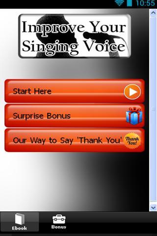 Improve Your Singing Voice