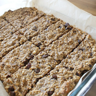 Super Powered Oatmeal Bars