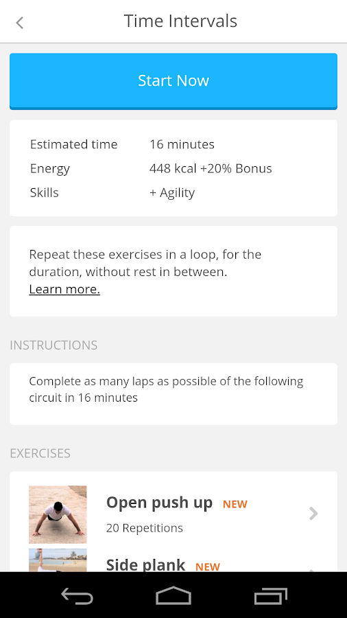 Mammoth Hunters Fitness & Diet - screenshot