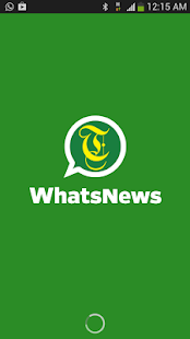 WhatsNews - náhled