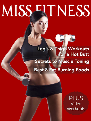 Miss Fitness Magazine