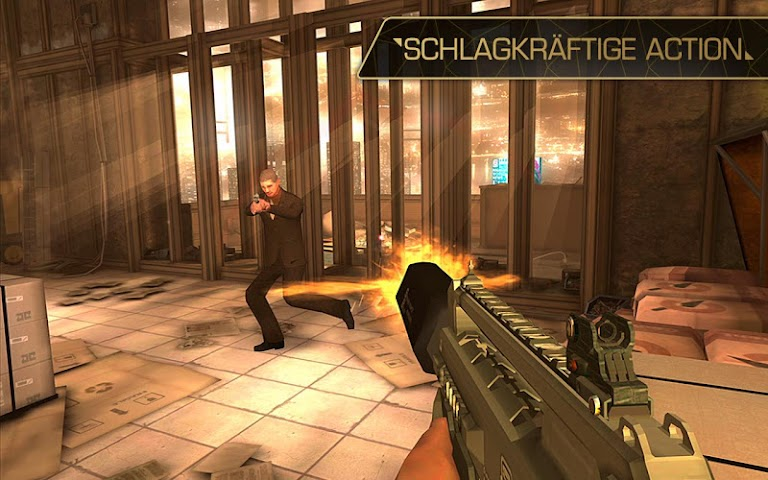 android Deus Ex: The Fall Screenshot 4
