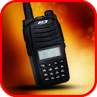 Fake Police Radio Scanner icon