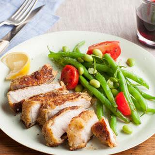 Parmesan-Crusted Pork Chops Recipe