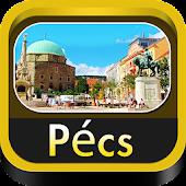 Pecs Offline Map Guide