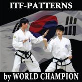 ITF 태권도 틀