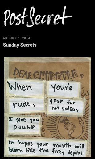 PS Secrets