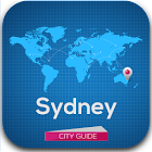 Sydney Guide Hotels Weather icon