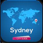 悉尼導遊,酒店,天氣,事件,地圖,古蹟 icon