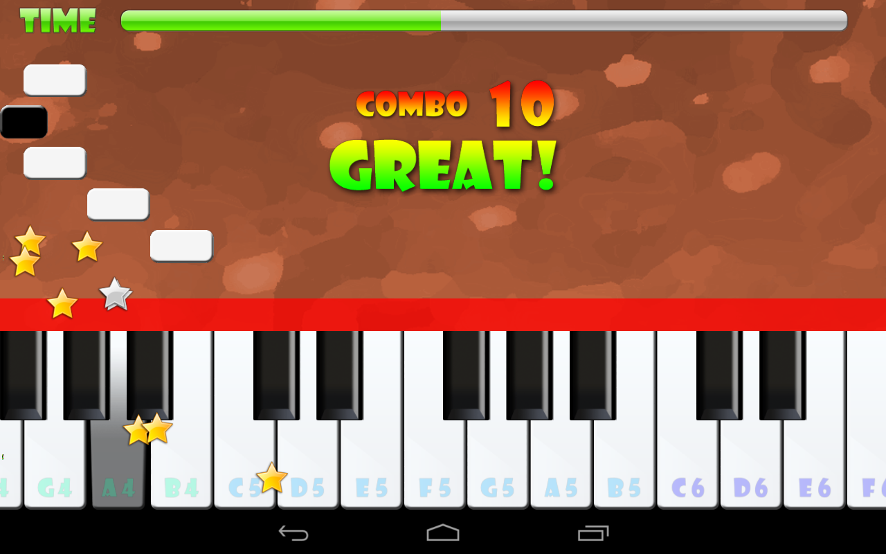 Piano Master Beethoven Special - screenshot