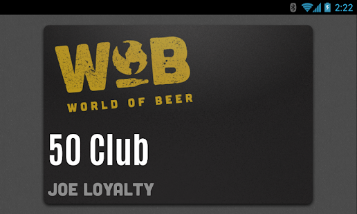 World of Beer Mobile- screenshot thumbnail