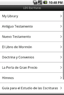 LDS Escrituras - screenshot thumbnail