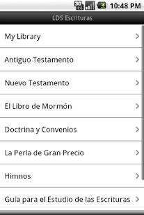 LDS Escrituras - screenshot thumbnail