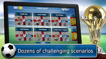Screenshot of Fluid Soccer