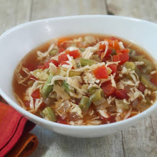 Slow Cooker Tomato Cabbage Soup.