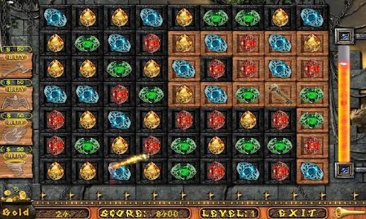 HD Jewel Quest - Match 3 Three 解謎 App-愛順發玩APP