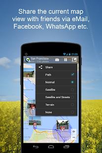 PhotoMap - Geo Photo Gallery - screenshot thumbnail