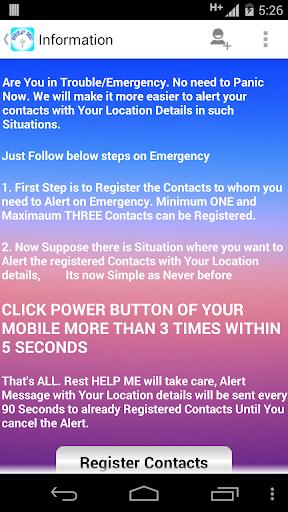 玩個人化App|HELP ME Safety APP免費|APP試玩