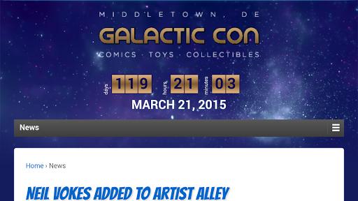 Galactic Con