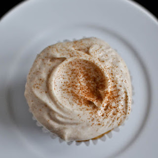 Snickerdoodle Cookie Cupcakes.