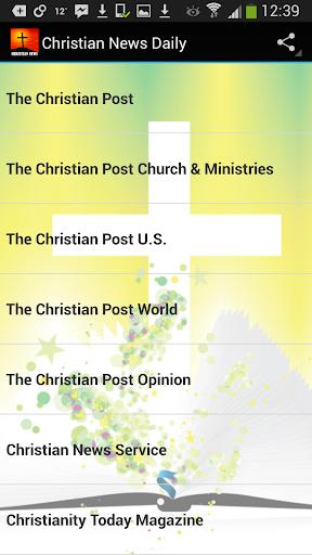 Christian News Daily
