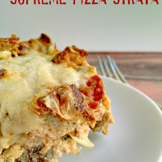 Supreme Pizza Strata