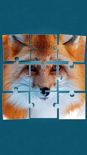 動物 ジグソーパズル