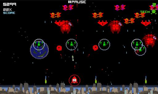 Alien Invaders Must Die