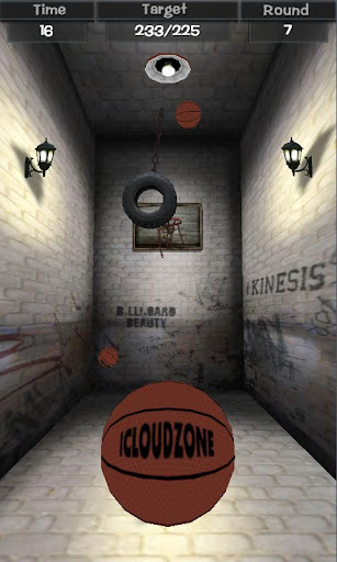 Flick Basketball for PC