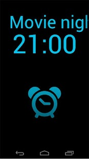 myClock 2 - Alarm Clock - screenshot thumbnail