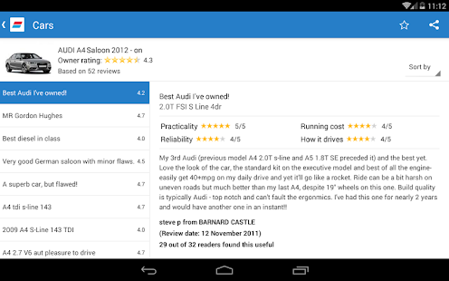 Auto Trader - New & used cars Screenshot 24