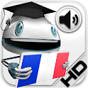 francés verbos HD LearnBots icon
