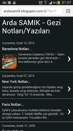 Gezi Blog
