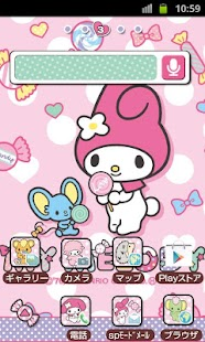 SANRIO CHARACTERS Theme43 - screenshot thumbnail