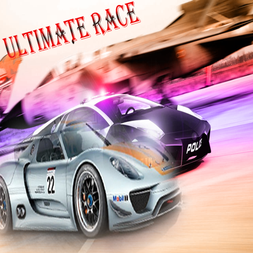 Ultimate Police Car Race LOGO-APP點子