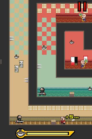 Hyperactive Ninja (Donate) - screenshot