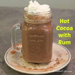 Hot Cocoa with Rum