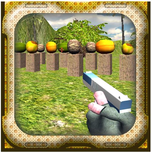 水果射手3D 動作 App LOGO-APP試玩