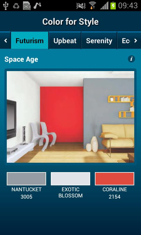 Nerolac Color Style  screenshot. Nerolac Color Style   Android Apps on Google Play