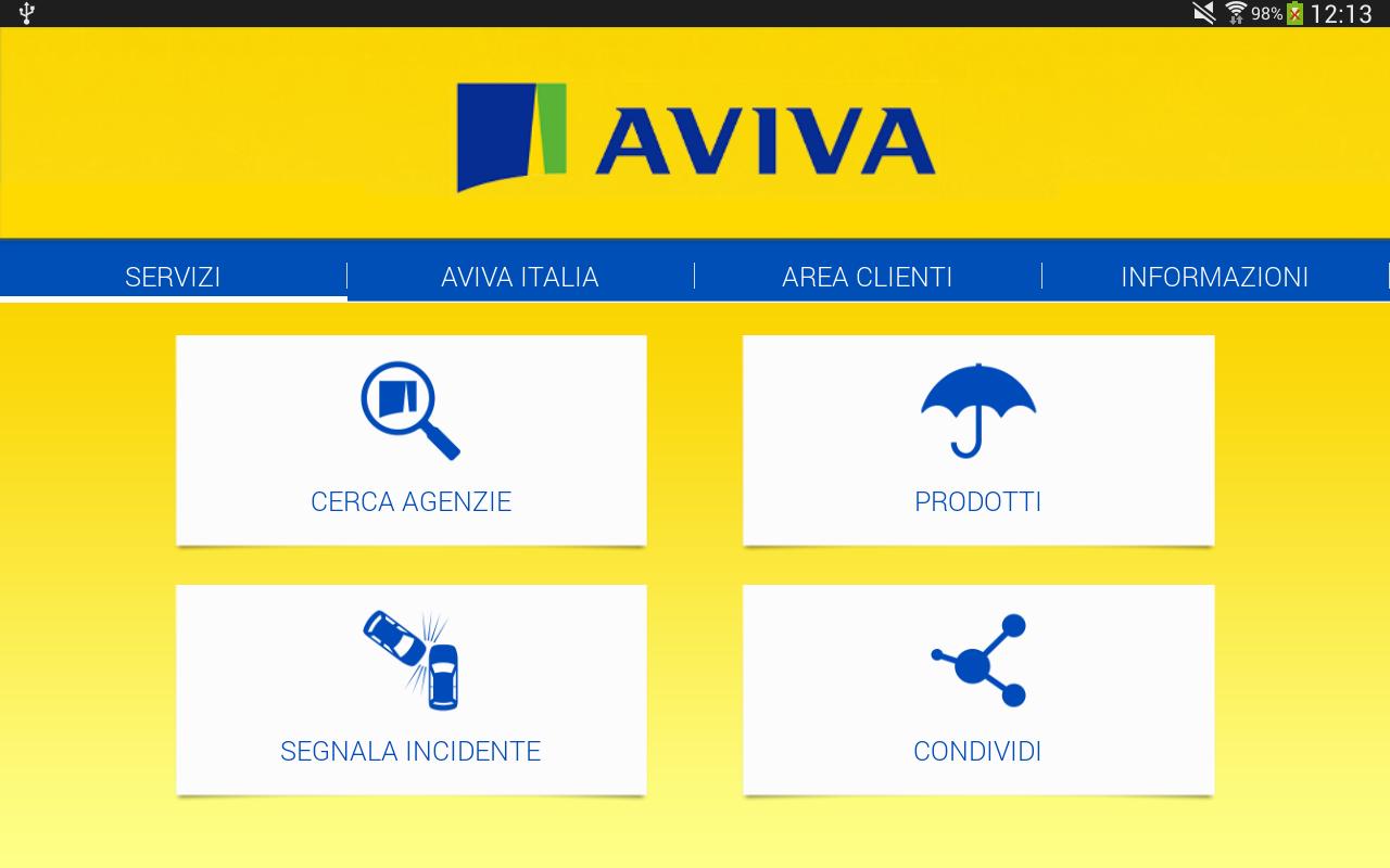 Aviva Drive App >> Aviva Italia - Android Apps on Google Play