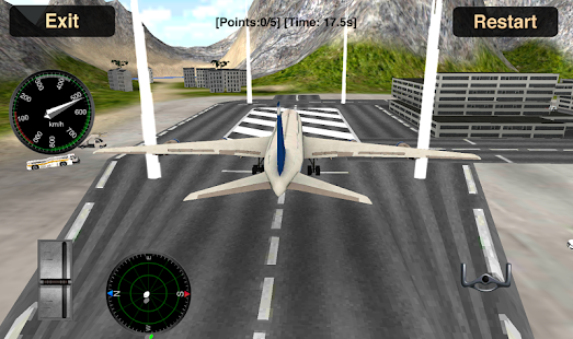 Flight-Simulator-Fly-Plane-3D 9