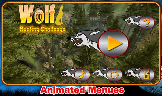 Wolf Hunting Challenge