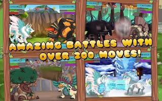 Screenshot of Terra Monsters