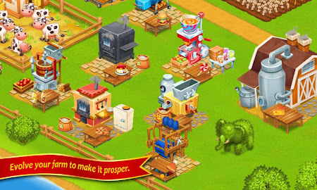 Farm Town:Happy City Day Story 1.64 screenshot 206220